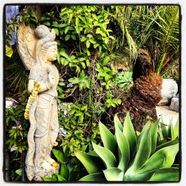 Goddess garden | Sacred Space {photo by China Rose}
