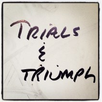 Trials & Triumph public art {photo by China Rose