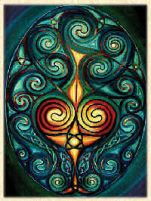 Celtic Cosmic Egg