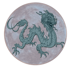 Celestial Dragon | China Rose