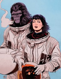 Astro Ape | Marc Laming