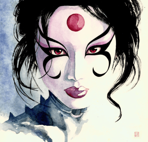Face of Kabuki | David Mack