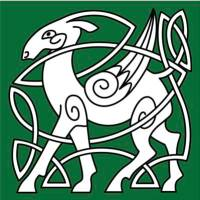 Celtic Stag | strength