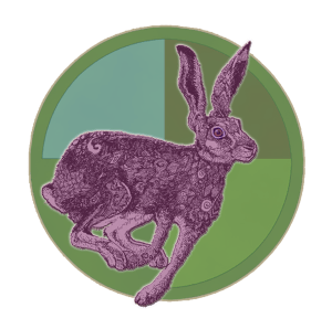 Zodiac Hare | by China Rose