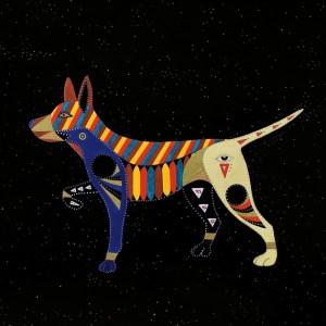 Zodiac Dog by Thailan