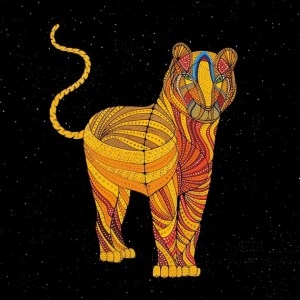 Zodiac Tiger by Thailan