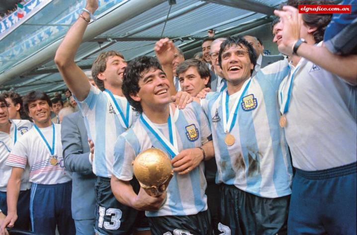 Argentina 1986 World Cup