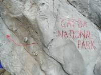 Cat Ba National Park - this way