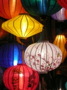Lanterns, I bought one for $2