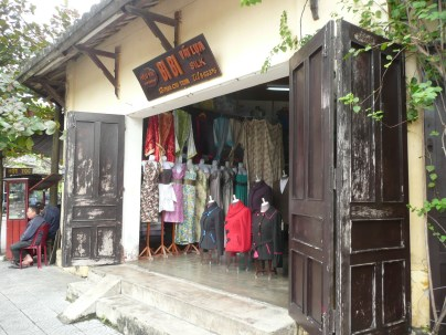 Tailors up and down every street
