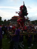 Monster for Nyepi Day