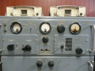 Radio communication during the war