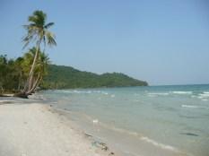 White sand beach, ahh
