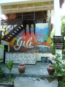 Stayed at Gili Hostel