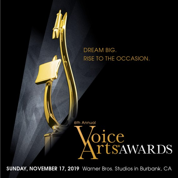 Voice Arts Awards Nominee