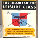 Veblen, Thorstein: The Theory of the Leisure Class