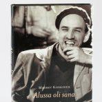 Koskinen, Maaret: Alussa oli sana – Nuori Ingmar Bergman