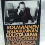 Metzger, Hans: Kolmannen valtakunnan edustajana talvisodan Suomessa