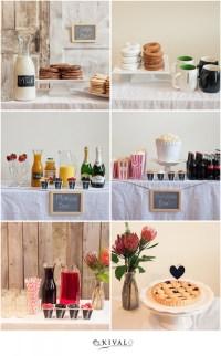 DIY Wedding Bar Ideas || Maine Wedding Photography ...