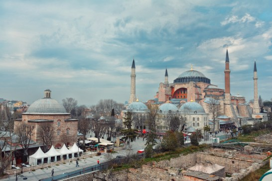 Hagia Sophia Kivanc Turkalp Photography