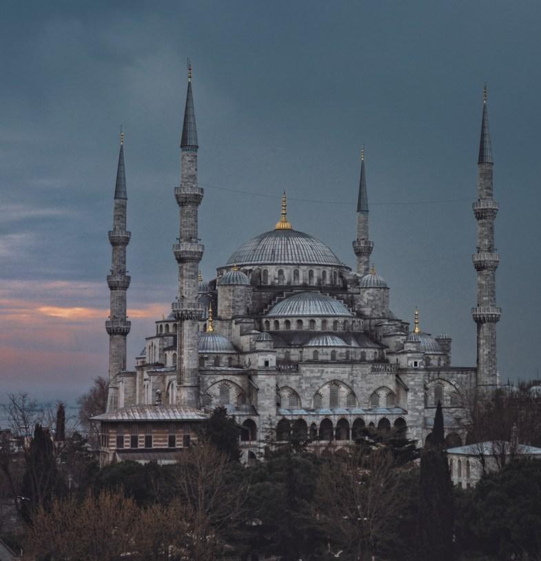 Sultanahmet Mosque Kivanc Turkalp Photography