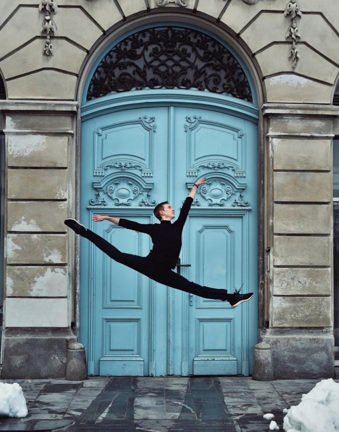 Jumping Ballet