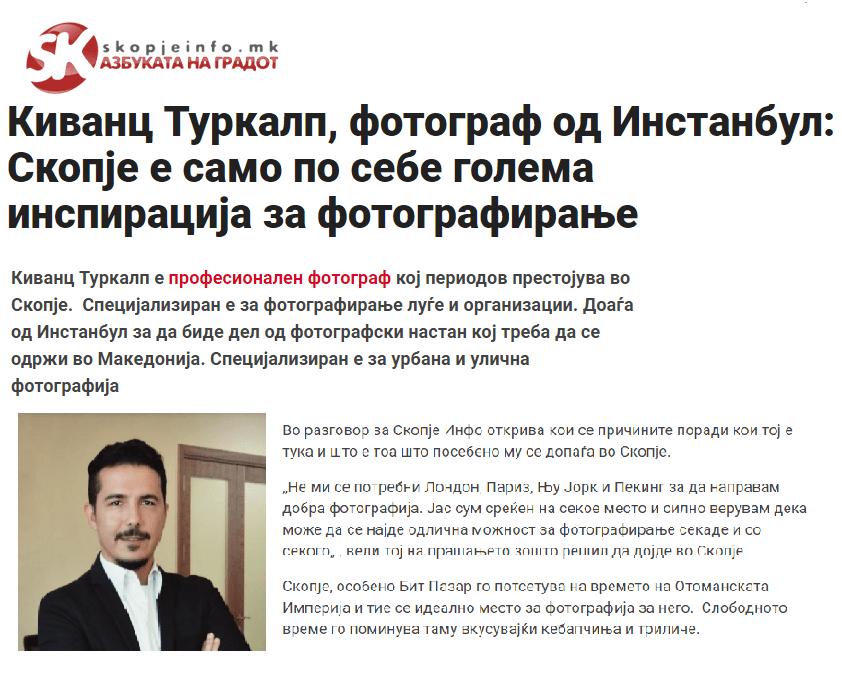 About Kivanc Turkalp