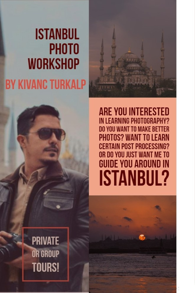 Istanbul Travel & Photography Guide. Istanbul Photography Workshops by Kivanc Turkalp