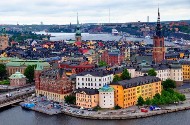 Stockholm Gezi ve Fotoğraf Rehberi