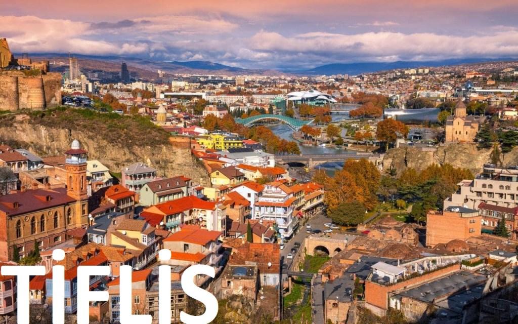 Tiflis Gezi ve Fotoğraf Rehberi