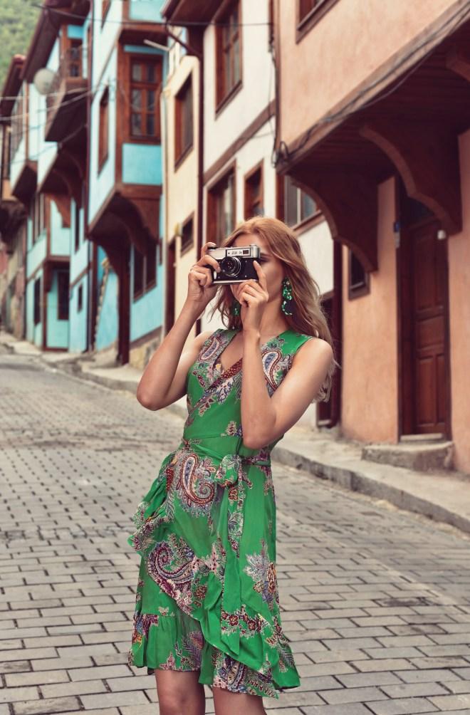 Izmir Sokak Tarzı Fotoğraf Çekimi