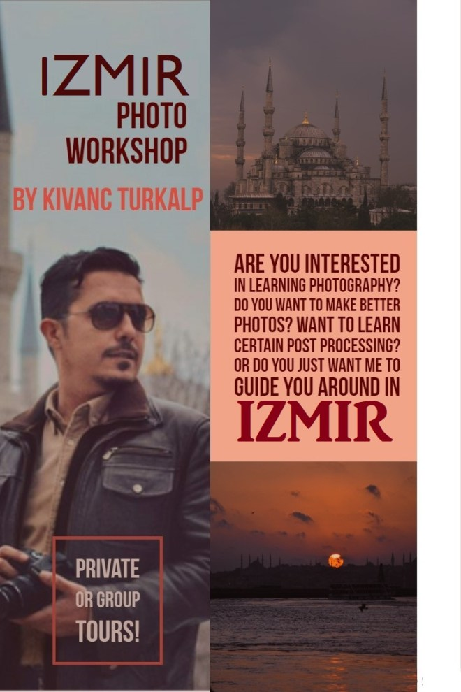 Izmir Photography Workshop