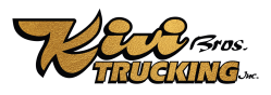 KIVI BROS TRUCKING | FAMILY OWNED FOR THREE GENERATIONS