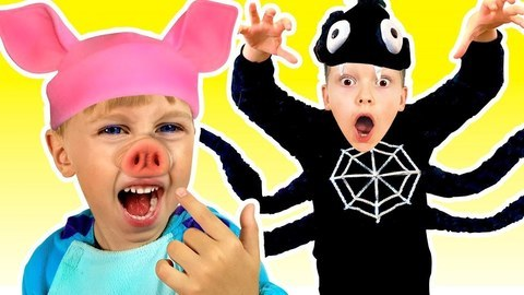 Video For Kids With Dance Like Animal Song And Nursery Rhymes