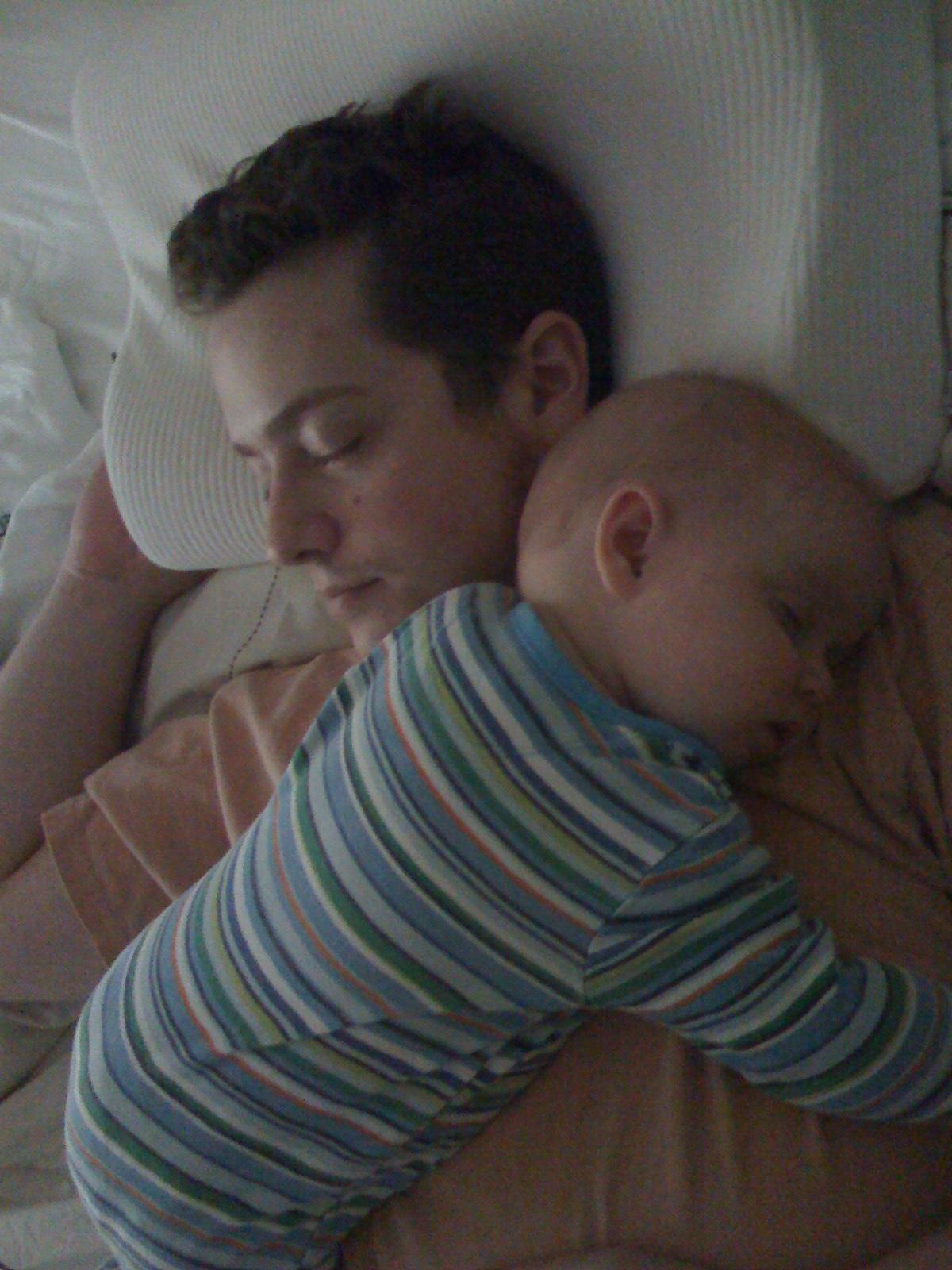 shhhh dan and kivrin are sleeping