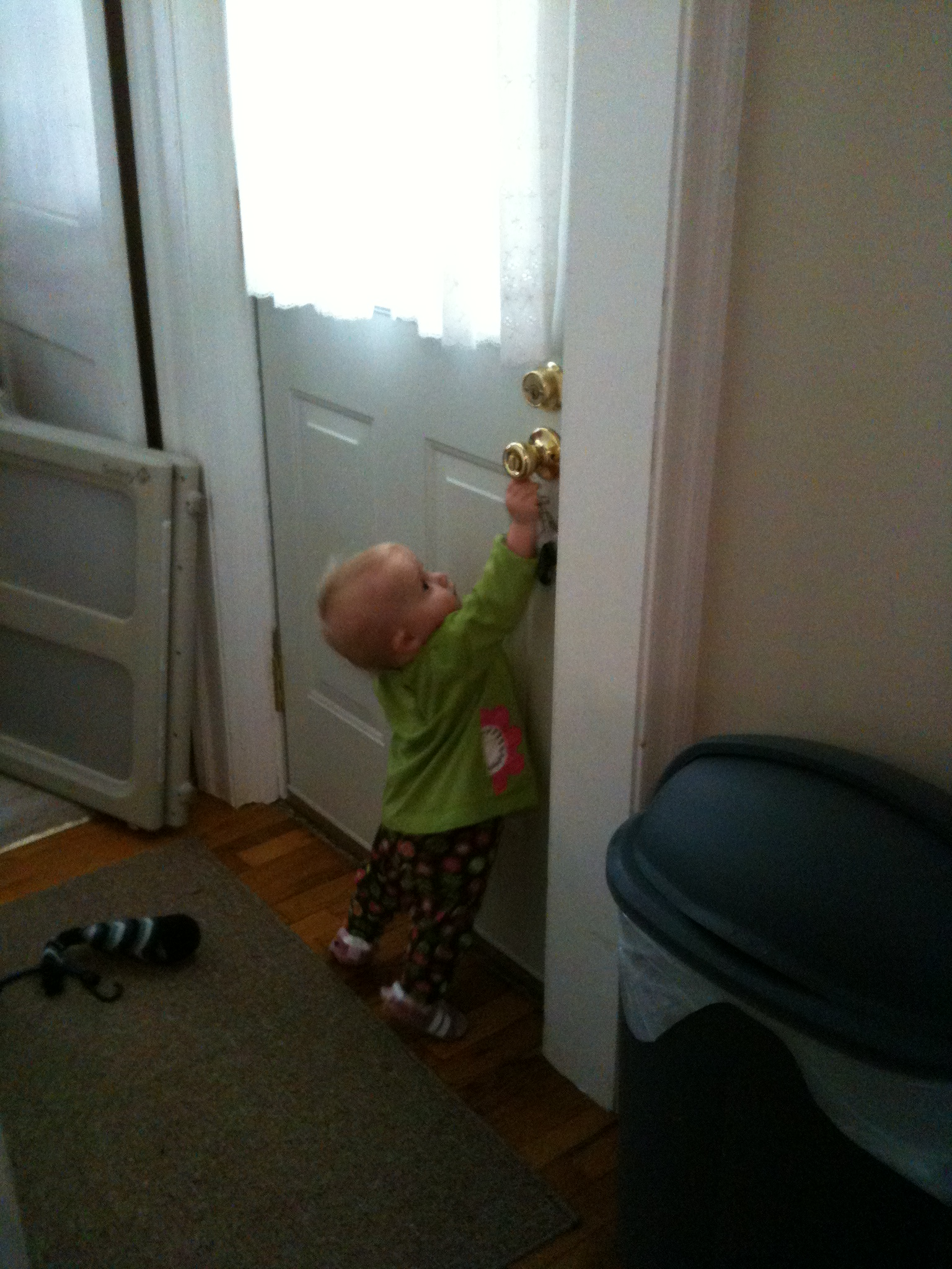 kivrin wants to go for a walk
