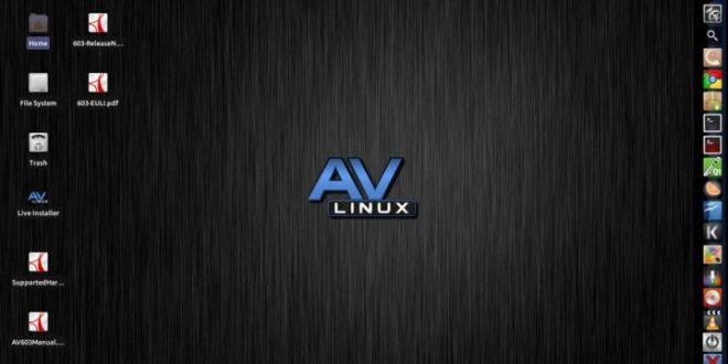 AV Linux 2020.4.10