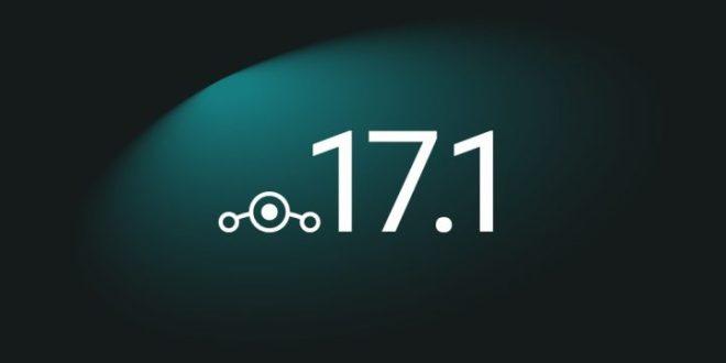 LineageOS 17.1 basé sur Android 10