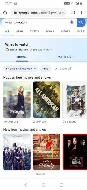 Comment ajouter ses Films et Séries Préférés à Google WatchList?