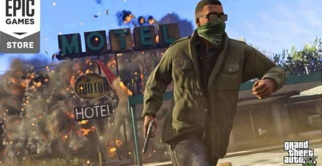 GTA 5 sera GRATUIT sur Epic Games Store jusqu'au 21 mai