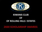 Kiwanis Club of RHE 2020 Scholarship Celebration