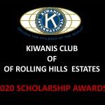 Kiwanis Club of RHE 2020 Scholarship Celebration