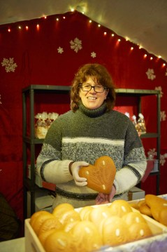 Impressions from the the Christmas-Market in Erbach: