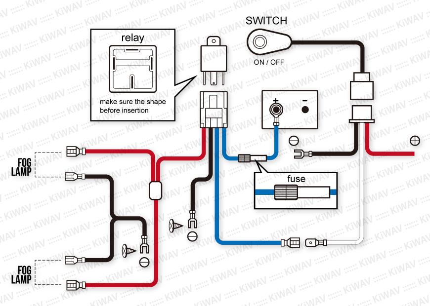 motorcycle wiring harness kits uk