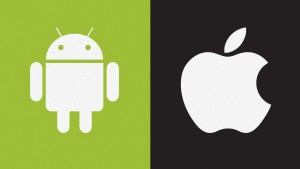 Apple verus Android