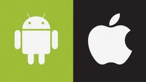 Apple verus Android