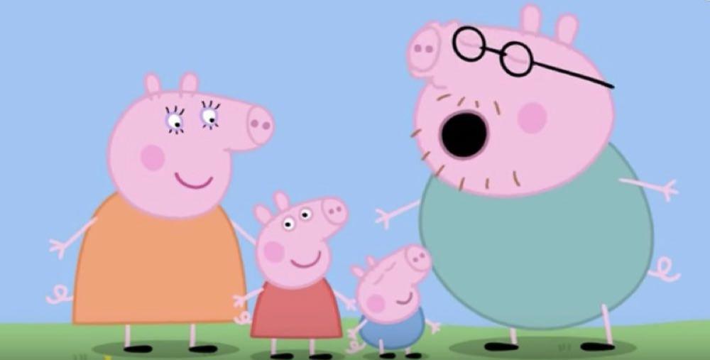 Peppa Pig(ペッパピッグ)で学ぶ日常会話の英語