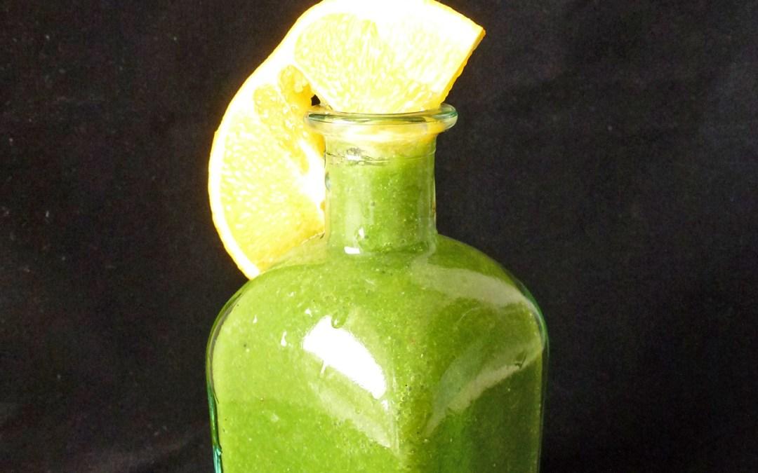 Le green smoothie aux oméga-3