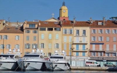France, un petit tour à St Tropez…