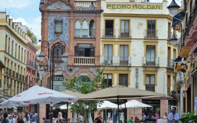 Sud de l'Espagne ; de Séville en passant par Cadix jusqu'à Conil de la Frontera